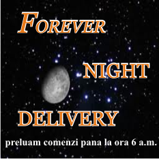 <font color=white>Delivery Night Bucharest<br>